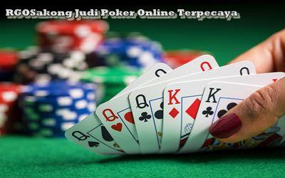 RGOSakong Judi Poker Online Terpecaya