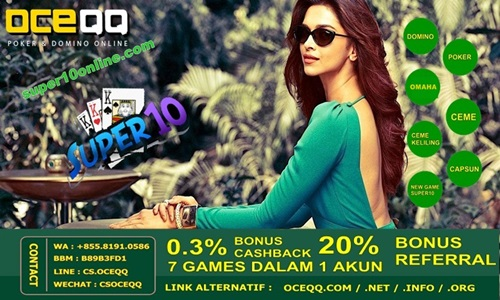 Agen Super 10 Oceqq Indonesia